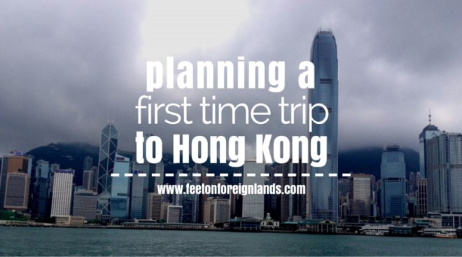 Planning a first time trip to Hong Kong 4