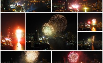 Bangkok for New Year's Eve: www.feetonforeignlands.com