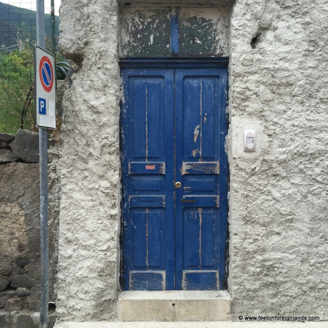 Doorways of Salina in the Aeolian Islands (3)