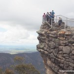 Memorable moment – The Pinnacle at The Grampians