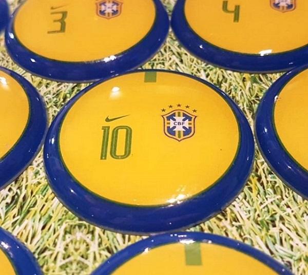 d7c211d74494f REPRODUÇÃO/INSTAGRAM Seleção Brasileira está convocada e pronta para a Copa  do Mundo.