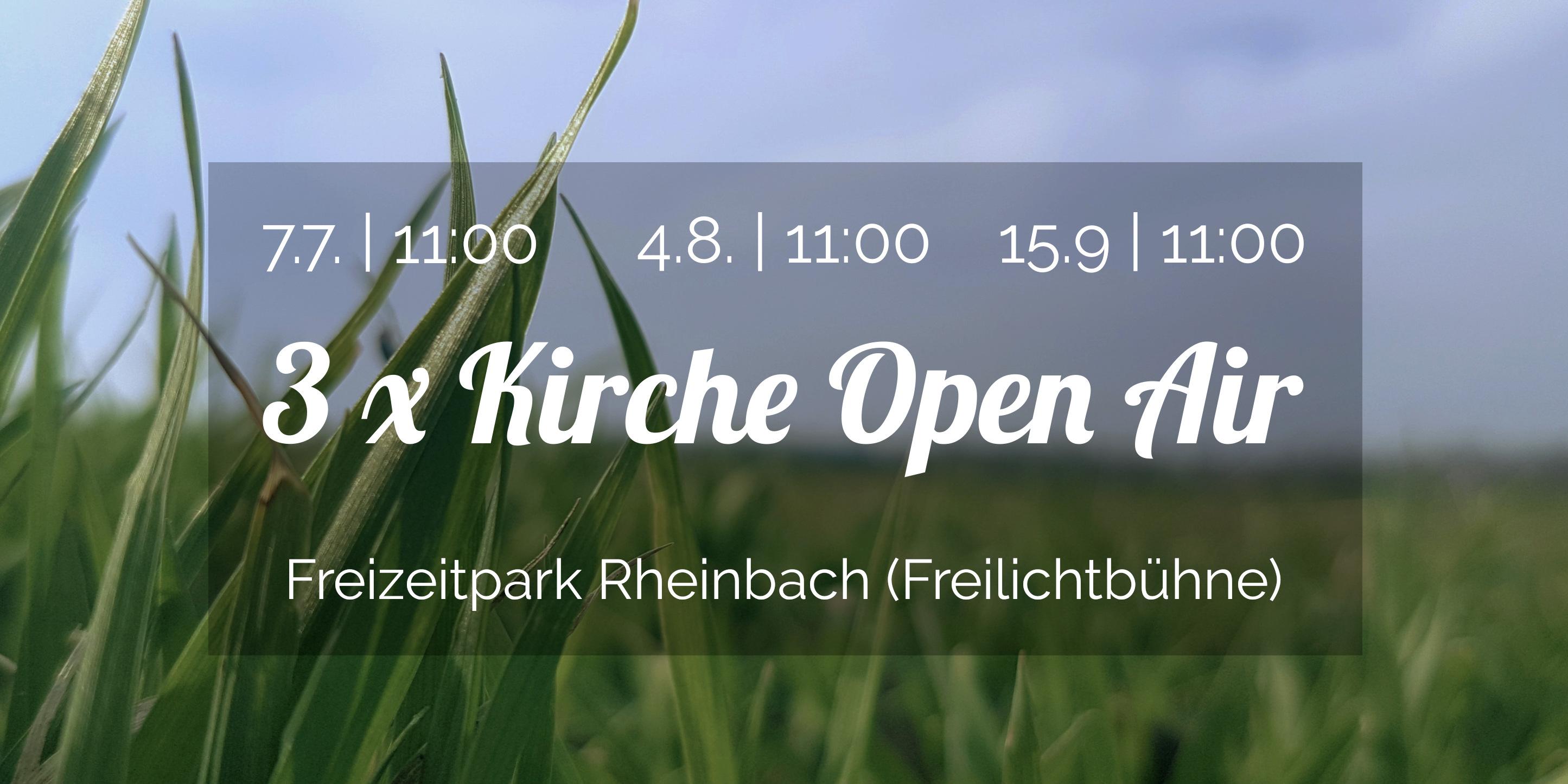 Kirche Open Air