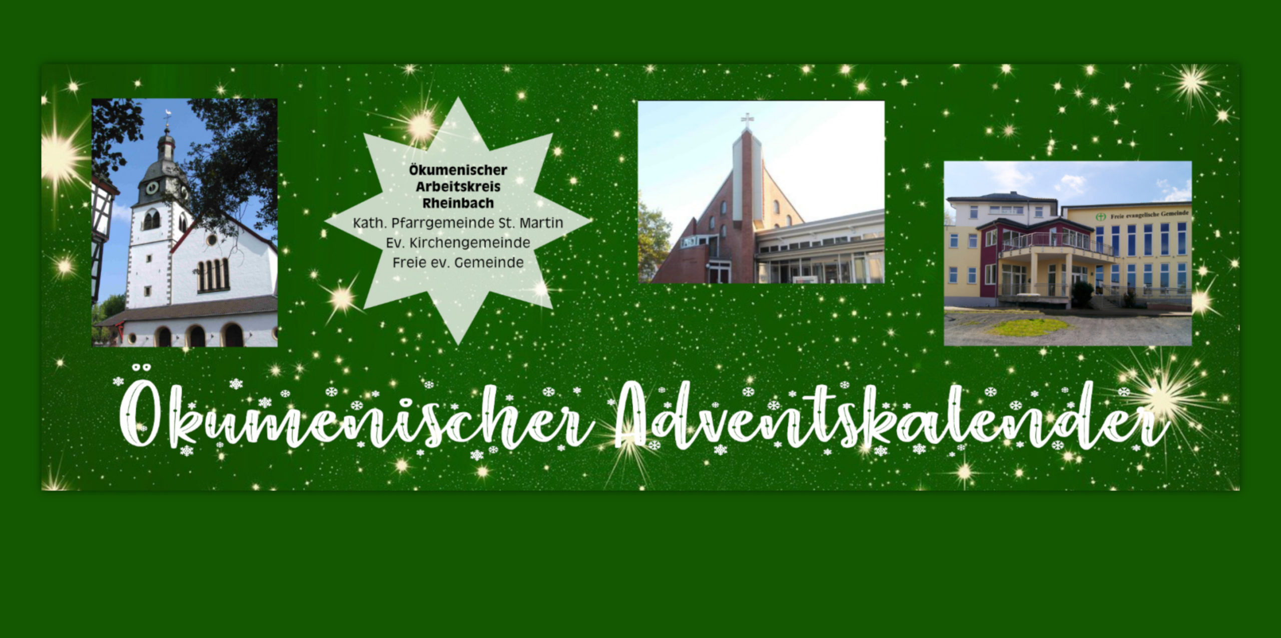 You are currently viewing Ökumenischer Adventskalender 2020