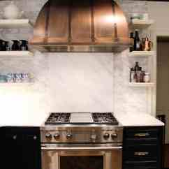Hood Kitchen Sink Size Hoods Evansville In Copper And Wolf Range