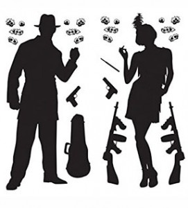 Mafia Party Sticker