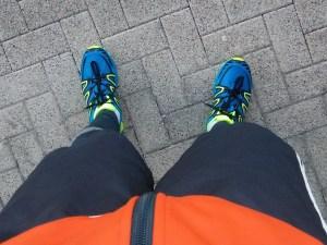neue Laufschuhe
