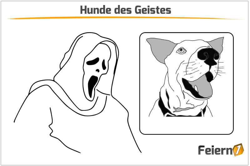 Hunde des Geistes