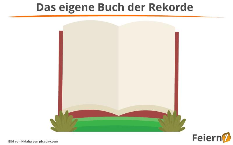 Das eigene Buch der Rekorde