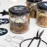 Geschenke Aus Der Kuche Kleine Mandel Stollen Im Glas Mit Mango Und Anderen Fruchtchen Free Printable Labels Zum Ausdrucken Food Blogger Adventskalender Feiertaglich Das Schone Leben