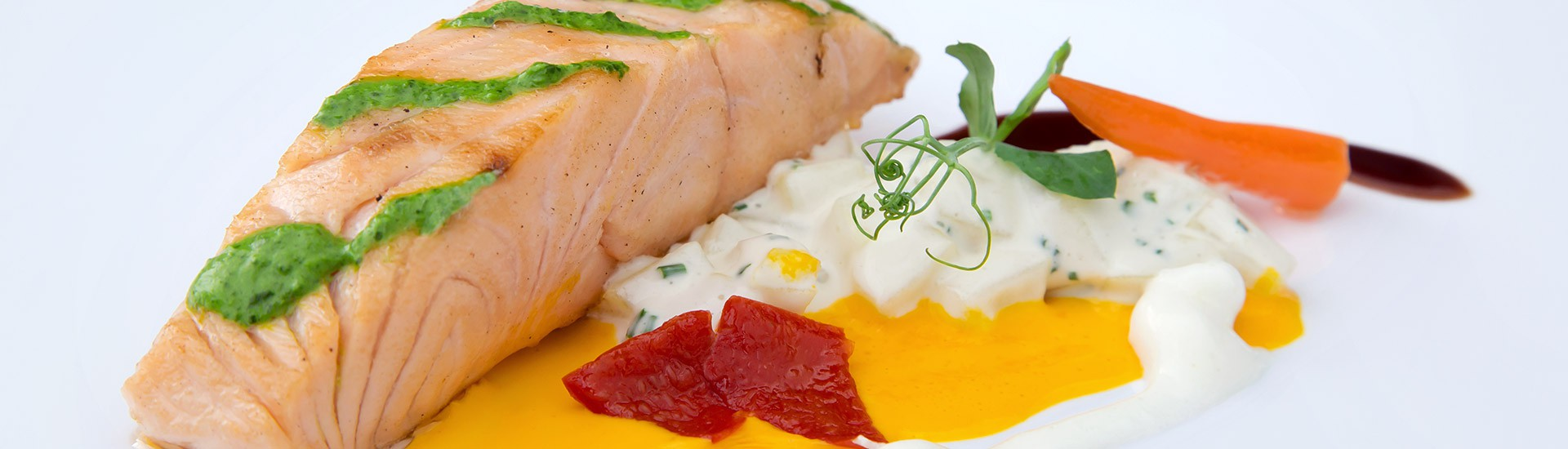 Hochzeitsessen im Restaurant Feilmeiers Landleben
