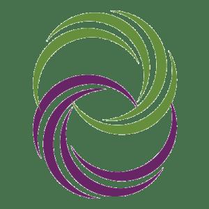 Feinberg swirl logo