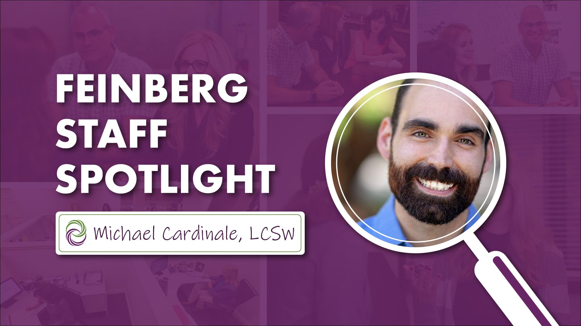 Staff Spotlight: Michael Cardinale