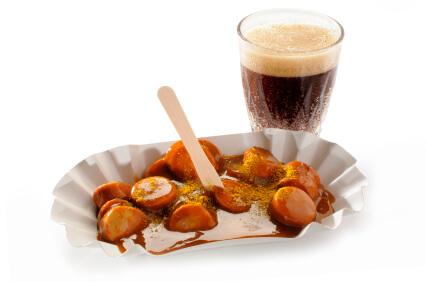 Ausgefallene Currywurst Spezialitten  Feinschmecker Aktuell