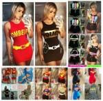Vestidos e Fantasias de Carnaval R$20 Atacado