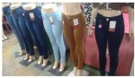 Calca Jeans Feminina R$35 Buraco da Gia