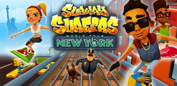 New York 3d Live Wallpaper Apk Subway Surfers New York Feirox