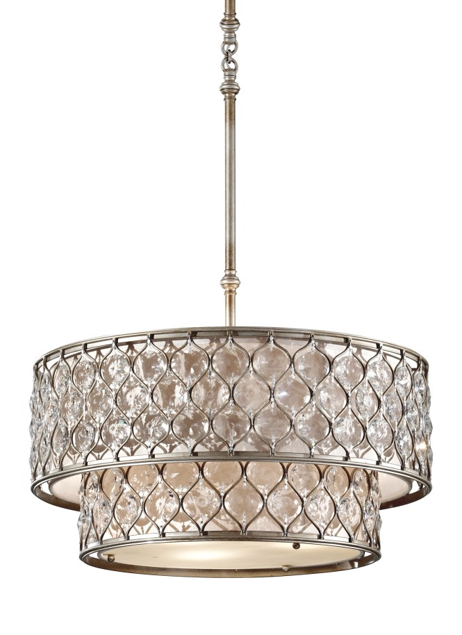 Lucia Collection 6 Light Chandelier
