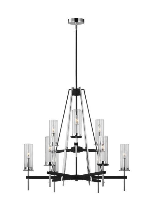 small resolution of 9 light chandelier