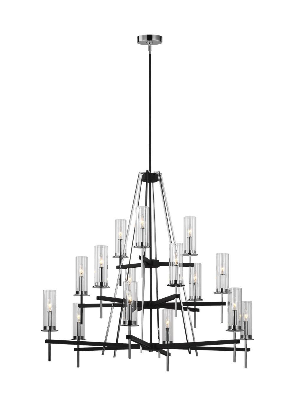 medium resolution of 15 light chandelier