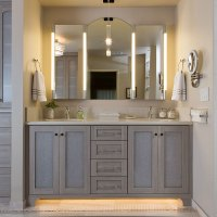 Custom Bathroom Cabinetry | Feist Cabinets and Woodworks, Inc.