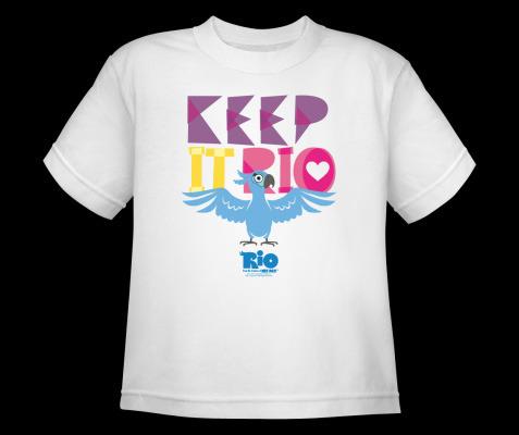 Rio Movie shirts  Blu Rio tshirt Keep It Rio tee
