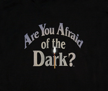 Are You Afraid of the Dark tshirt  Nickelodeon TV Show tee