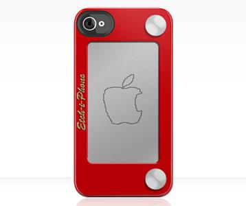 Etch A Sketch iPhone Case Drawing Toy Etch A Sketch