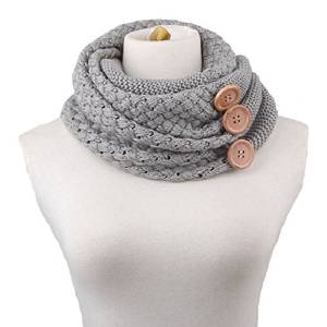 Cable Knitt Cowl