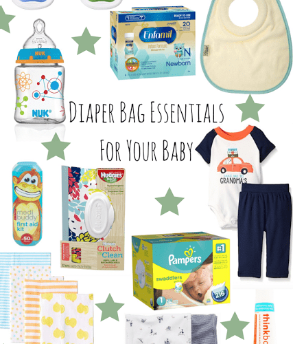 Diaper Bag Essentials For Baby