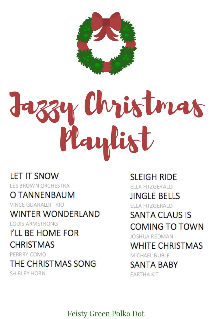5 Themed Christmas Playlists for Your Holiday Celebration - Feisty ...