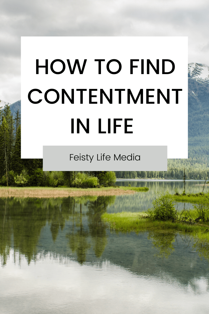 How to Find Contentment in Life: We are always on the never ending quest for happiness. Maybe we should seek contentment first. Read about how to find contentment in life.