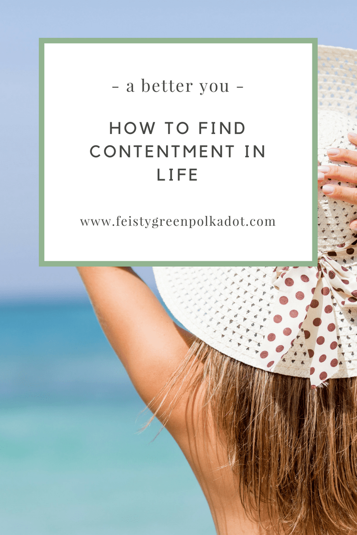 How to Find Contentment in Life #contentment #abetteryou