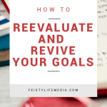 how to revive your goals