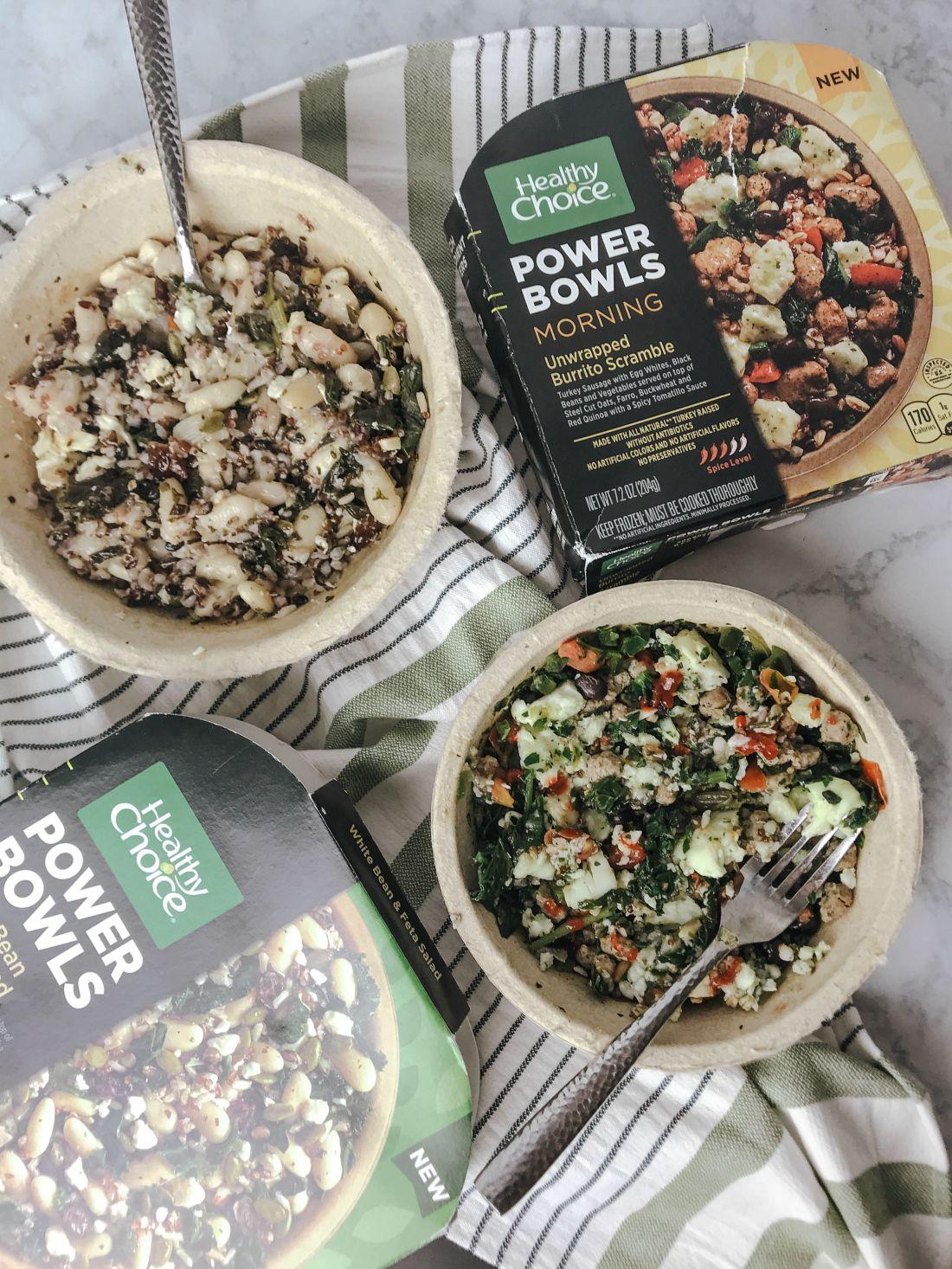 health choice power bowls