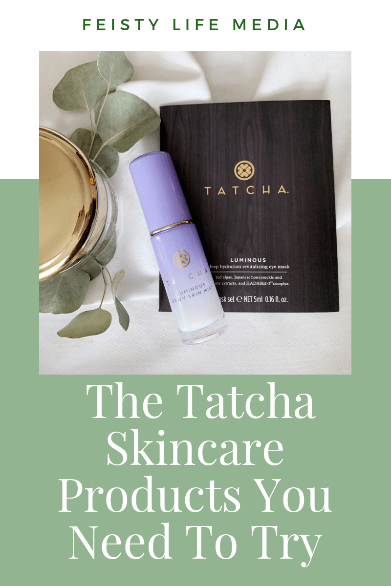 Tatcha skincare products you need to try