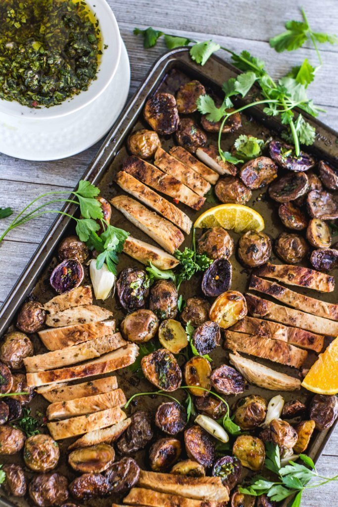 Sheet Pan Recipes For Easy Meals