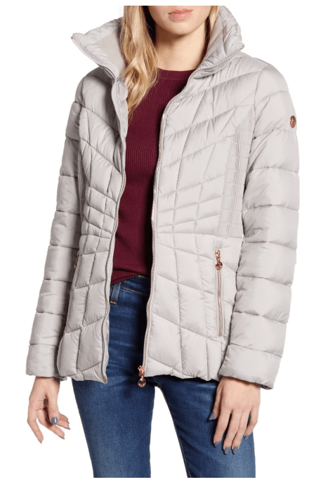 packable coat to keep you warm this winter
