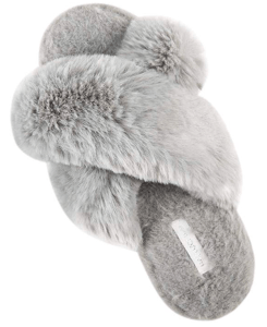 Oprah's List Fuzzy Slippers