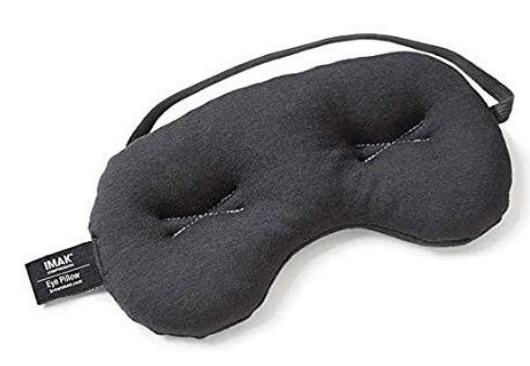 Weighted Eye Mask