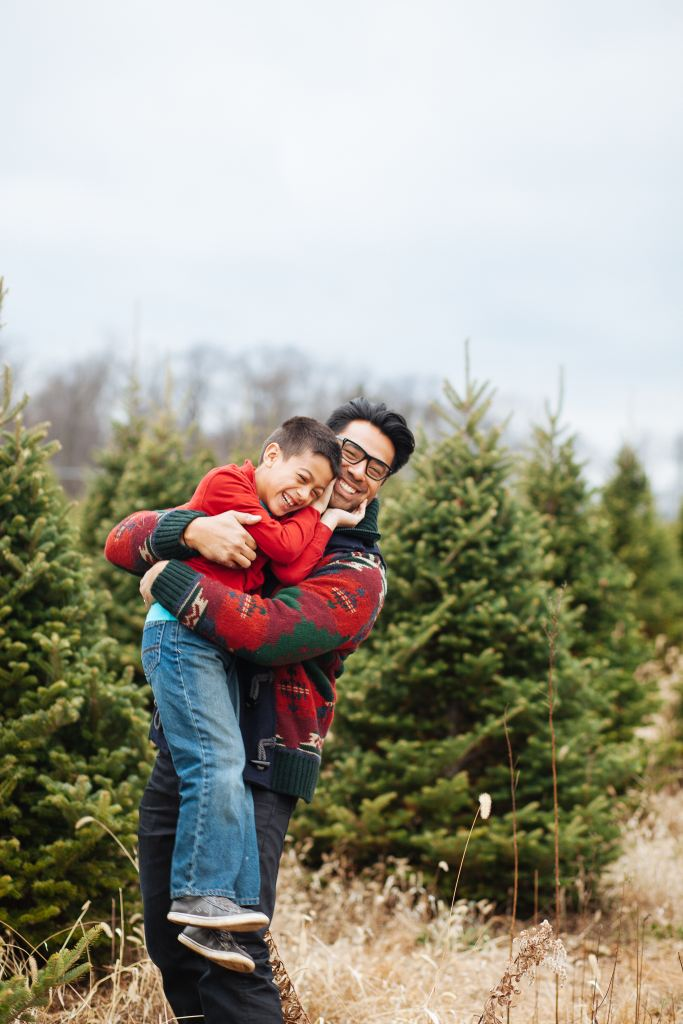 Holiday Bucket List Visit A Tree Farm
