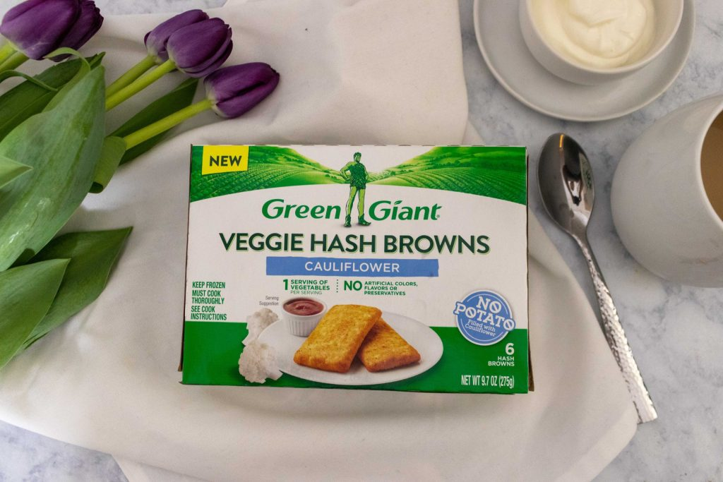 green giant veggie hash browns