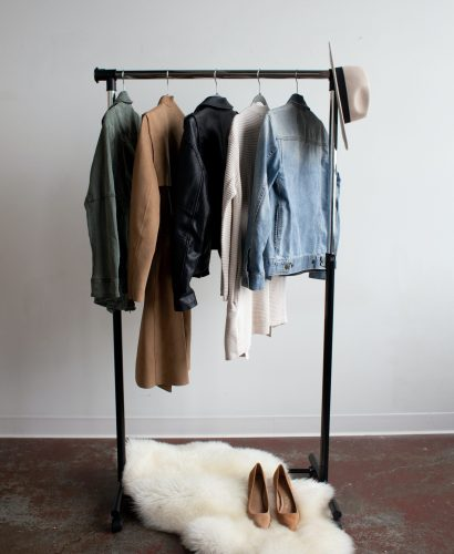 Plus Size Capsule Wardrobe for Fall
