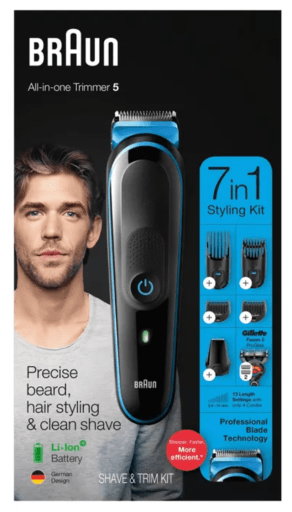 Braun Trimmer Gifts Under $50