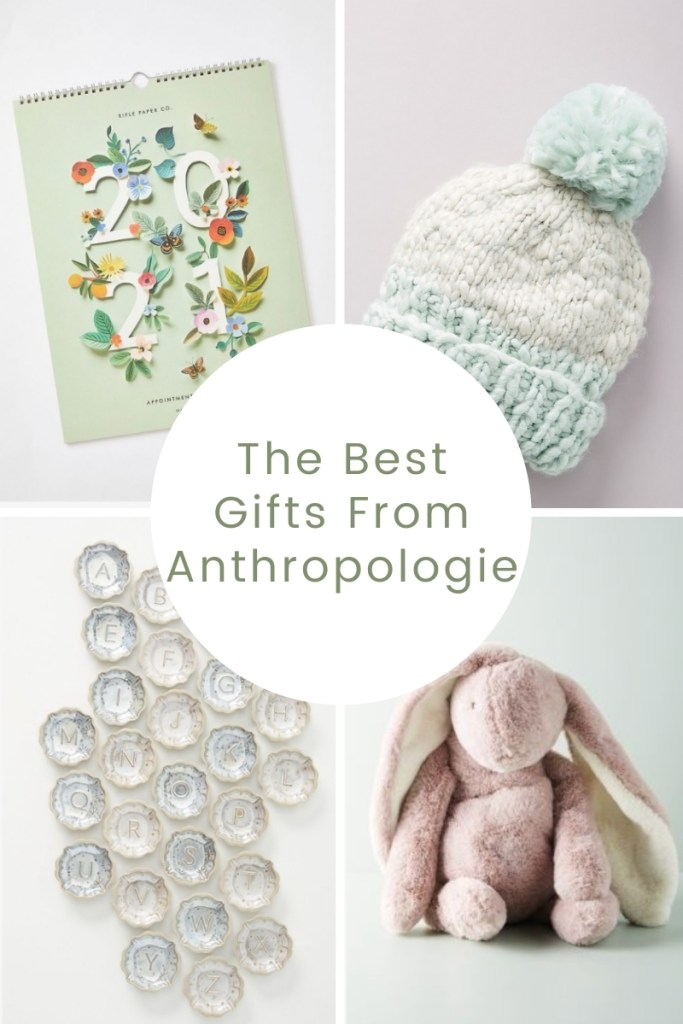 Gifts From Anthropologie
