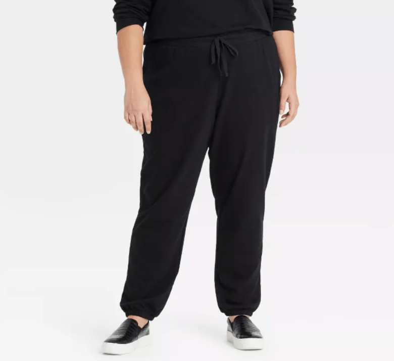 plus-sized clothes from target