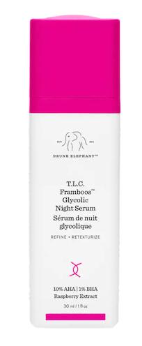 T.L.C. Framboos Glycolic Night Serum