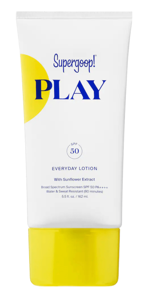 Supergoop PLAY Everyday Lotion SPF 50 PA++++