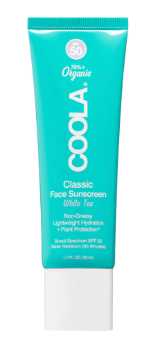 COOLA Classic Face Sunscreen is one of the best face sunscreens.