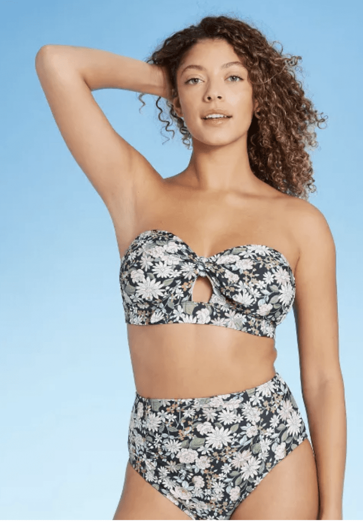 Target Two Piece Swimsuit