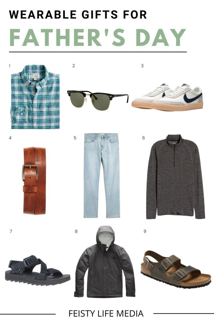 Wearable Father's Day Gifts